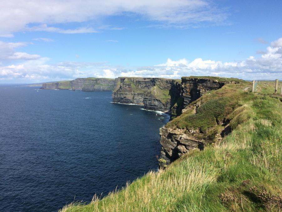 Reis naar Ierland (overleven als veganist +hotspots)