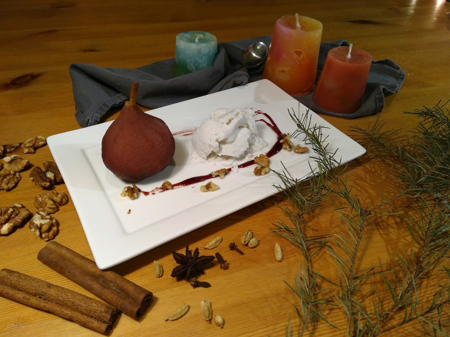 Fulltime Rabbit Kerstmenu 2018:Nagerecht