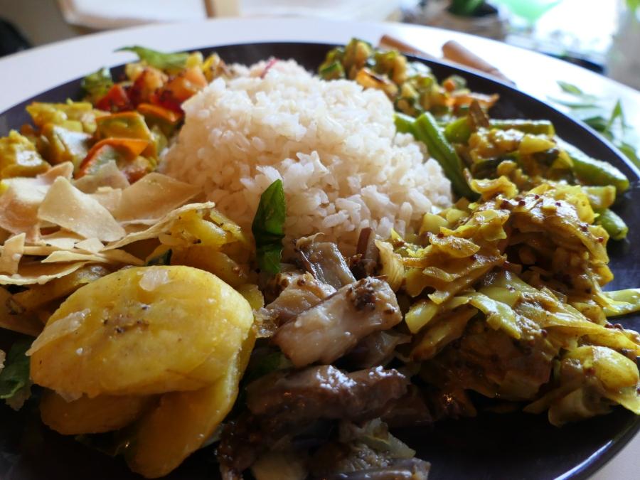 Sri Lankaans eten